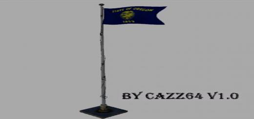 Photo of FS19 – Oregon State Flag V1