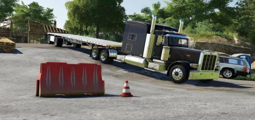 Photo of FS19 – Peterbilt 389 2008 V1