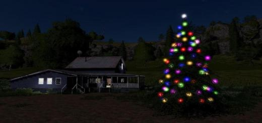 Photo of FS19 – Placeable Christmas Tree V1