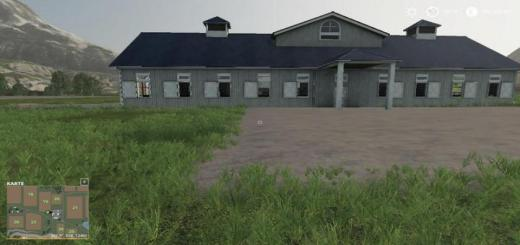 Photo of FS19 – Placeable Ridinghall V1.2