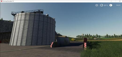 Photo of FS19 – Placeable Silo V1