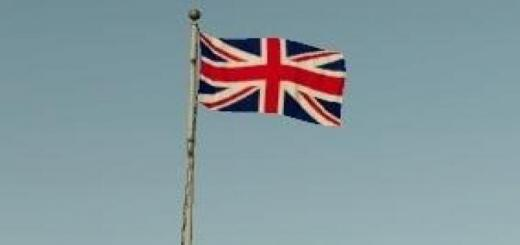 Photo of FS19 – Placeable United Kingdom Flag V1