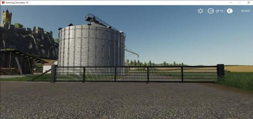 Photo of FS19 – Portail Coulissant V1