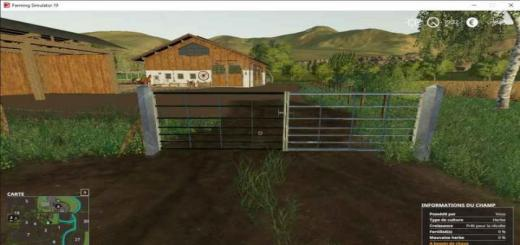 Photo of FS19 – Portail Double V1