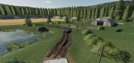 Photo of FS19 – Prostokvashino Map V2.0.19