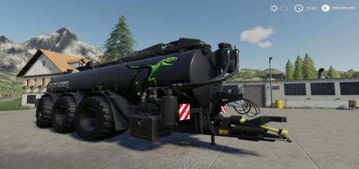 Photo of FS19 – Raptor Carbon 42000 V1.3