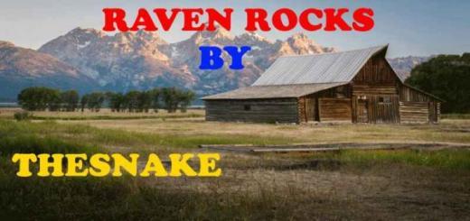 Photo of FS19 – Raven Rocks Map V1