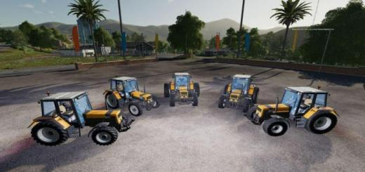 Photo of FS19 – Renault 100-54 To 180-94 V1.0.0.1
