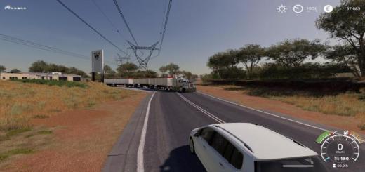 Photo of FS19 – Roadwest Transport V1
