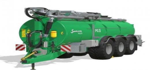 Photo of FS19 – Samson Pgii35 Sbh4 Oy Mp V19.6