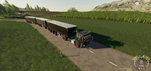 Photo of FS19 – Sattelzug Paket – Man V1.2