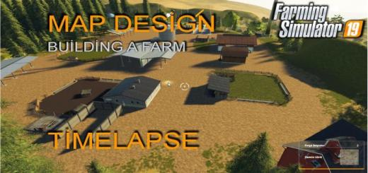 Photo of FS19 – Savegame Building A Farm V1