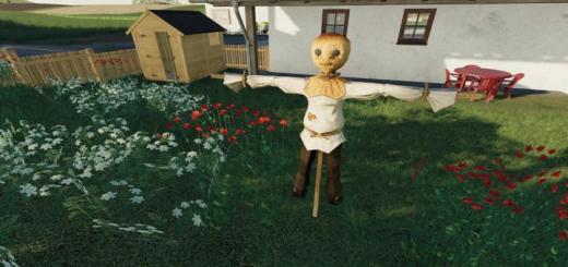 Photo of FS19 – Scarecrow V1