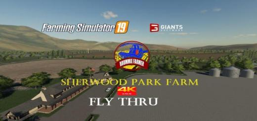Photo of FS19 – Sherwood Park Farm Map V2