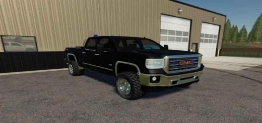 Photo of FS19 – Sierra Unmarked W/strobes V1