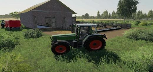 Photo of FS19 – Small Pig Shed V1