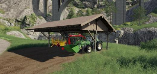 Photo of FS19 – Small Shelter V1