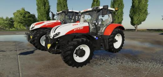 Photo of FS19 – Steyr Tractor Pack V1