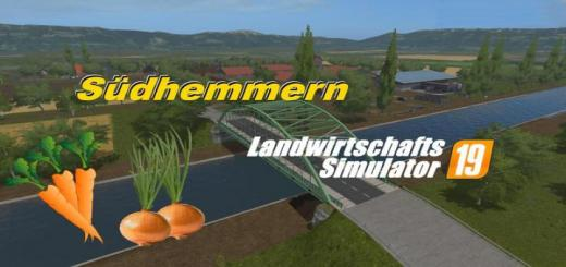Photo of FS19 – Suedhemmern Map V1.2