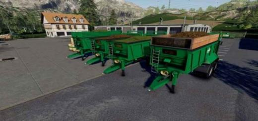 Photo of FS19 – Tebbe Hs180 V1