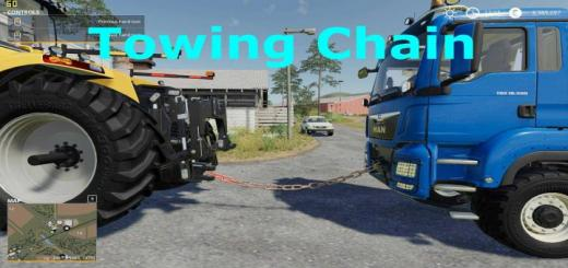 Photo of FS19 – Towing Chain V1.1