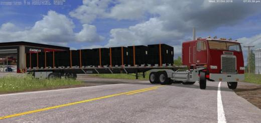 Photo of FS19 – Transcraft Eagle Flatbed V1