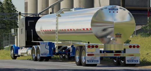 Photo of FS19 – Tremcar 6500 Gallon Food Grade Tanker V1