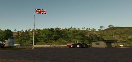 Photo of FS19 – United Kingdom V1.0.1