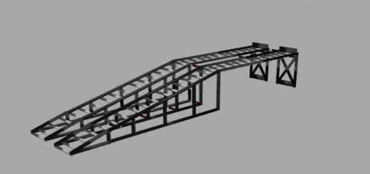 Photo of FS19 – Unloading Ramp V0.0.0.1