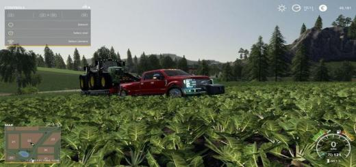 Photo of FS19 – Updated Ford F450 Platinum V3