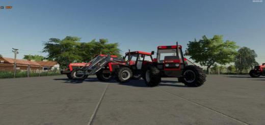 Photo of FS19 – Ursus 1614 Tractor V1