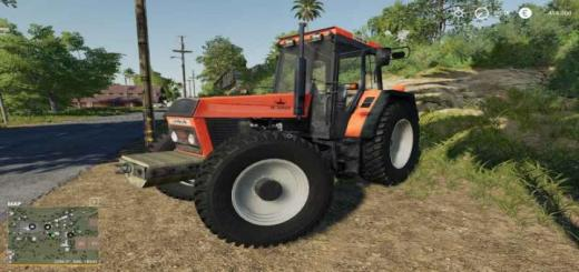 Photo of FS19 – Ursus 1634 Tractor V1