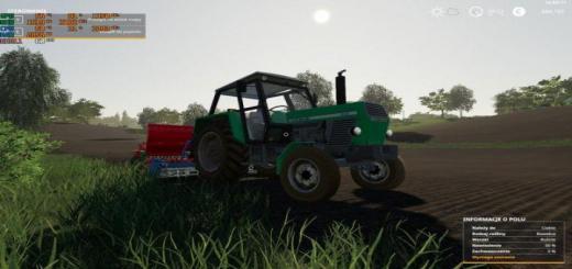 Photo of FS19 – Ursus 902 Tractor V1