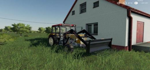 Photo of FS19 – Ursus C360 Tur V1