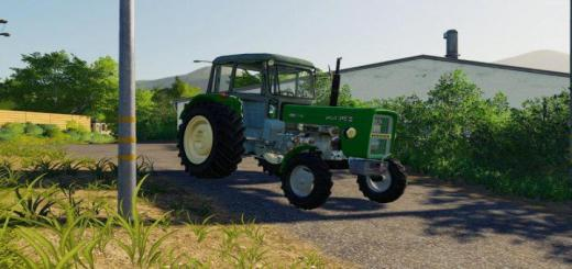 Photo of FS19 – Ursus C360 Ziel Tractor V1