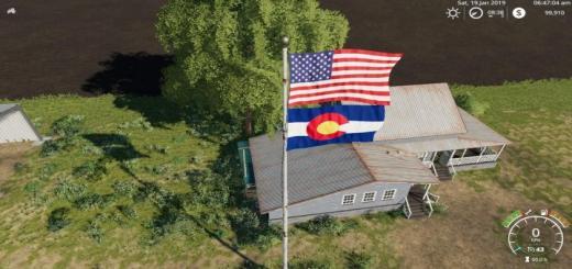 Photo of FS19 – Usa Above Colorado V1