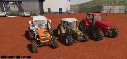 Photo of FS19 – Vehicle Dirt Extension V1