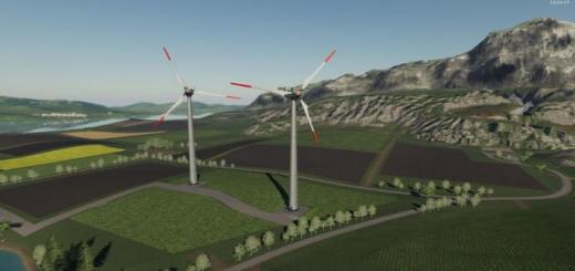 Photo of FS19 – Vestas Windkraftanlage V2