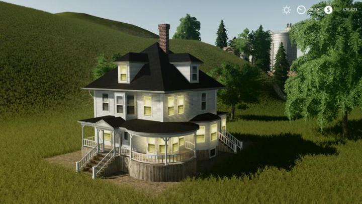 FS19 - Victorian Farm House V1