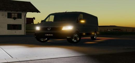 Photo of FS19 – Volkswagen Crafter 2017 V0.5