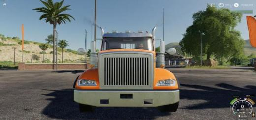Photo of FS19 – Warrior Semi Truck V1.0.1.0