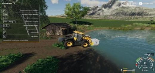 Photo of FS19 – Water Tank V1