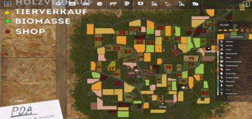 Photo of FS19 – Weisingen Forst Map V1