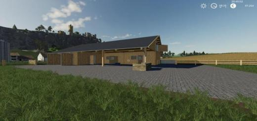 Photo of FS19 – Wooden Horse Stable With Dung V1.0.0.3