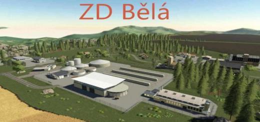 Photo of FS19 – Zd Bela Map V1