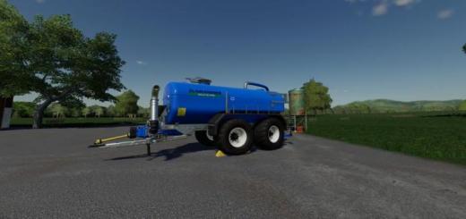 Photo of FS19 – Zunhammer Milk And Water Barrel V1.1