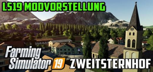 Photo of FS19 – Zweisternhof Gp Map V2