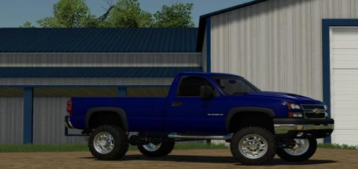 Photo of FS19 – 06 Chevy 2500Hd V1