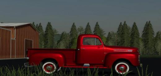 Photo of FS19 – 1948 Ford F100 Service Truck V1