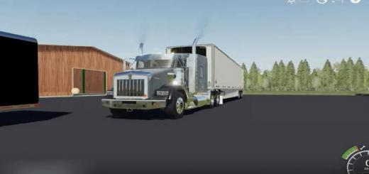 Photo of FS19 – 2015 Kenworth T800 Truck V1